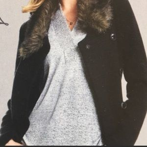 Cabi Manor collection coat sz small